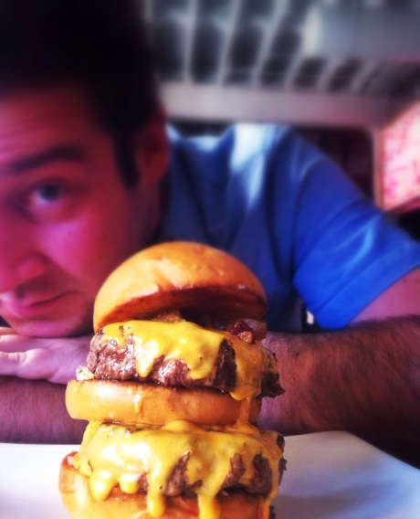 Double Double at Umami Burger